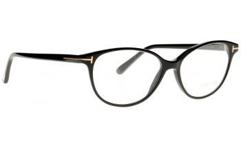 Tom Ford Damen Brille » FT5512«, schwarz, 001 - schwarz