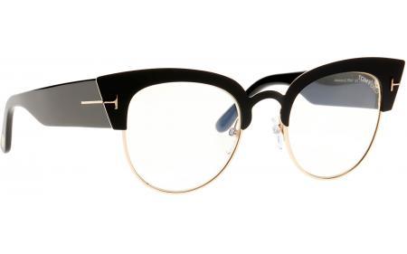 05c1340c0f8 Tom Ford Alexandra-02 FT0607 05X 51 Sonnenbrillen - Kostenloser ...