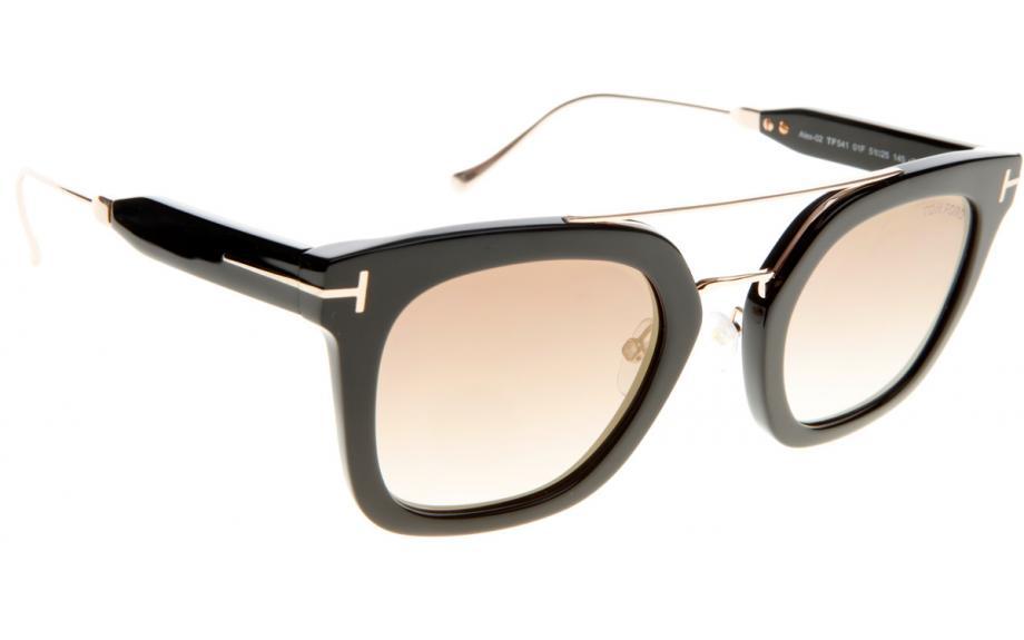 5fe32e0cd9df7 Tom Ford Alex-02 FT0541   S 01F 51 Sonnenbrille - Kostenloser Versand