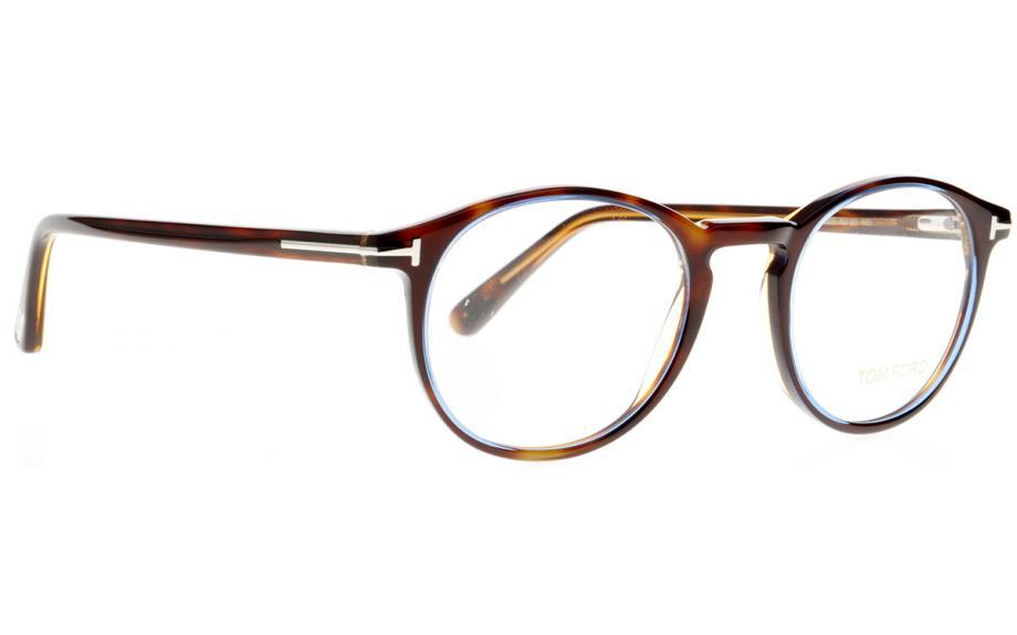 0322343edd Tom Ford FT5294 056 48 Brille - Kostenloser Versand | Schattenstation